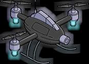 IRS Drone Unlock