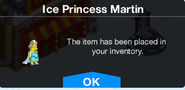 Unlocked Ice Princess