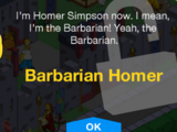 Barbarian Homer
