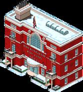 Buckingham Pay-Less Motel Flipped Snow Menu