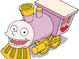 I Choo-Choo-Choose You Train