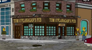 Tom o'flanagan's pub