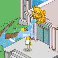 Water Baron Burns Hydrating