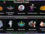 Prize system