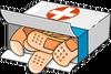 Small Band-Aid Box