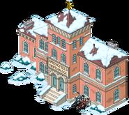 Springfield Orphanage Flipped Snow Menu