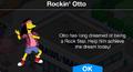 Rockin' Otto notification
