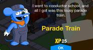 Parade Train Unlocked