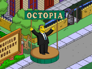 Larry Kidkill Open for Octopia