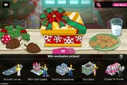 Winter Wonderland Mystery Box Screen 1