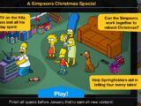 A Simpsons Christmas Special 2018 Event