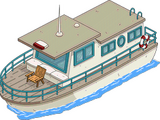 Simpson Houseboat