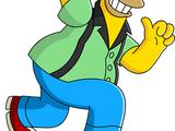 Pin Pal Homer