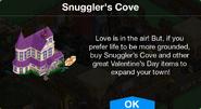 Snuggler's Cove Info