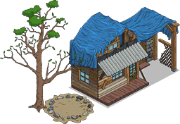 Outlands Simpsons House