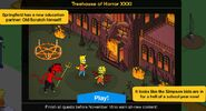 Treehouse of Horror XXXI Event Guide