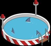 Not a Laser Shark Pool