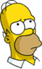 Homer Thoughtful Icon.png
