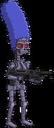 Robot Marge Unlock