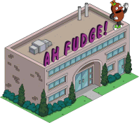 Ah, Fudge! Factory