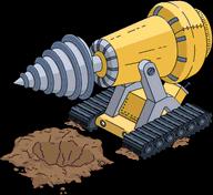 Deep Dome Drill