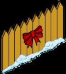 Christmasfence