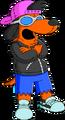 Poochie Mascot Unlock