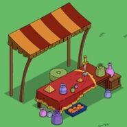 Monkey's Paw Shop in the game