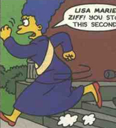Marge Ziff Comic