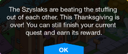 Tranksgiving 2018 Event over