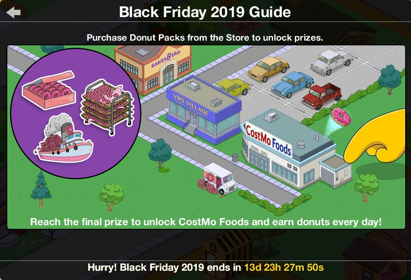 Black Friday 2019 Promotion