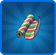 Daily Challenge Wrapping Paper