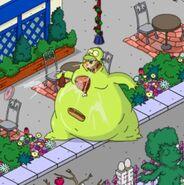 Gelatinous Homer Inhaling Food (1)