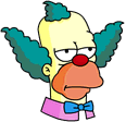 Krusty Bored Icon