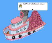 DonutBoat