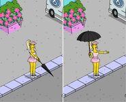 Stephanie Brockman Checking the Weather (1)