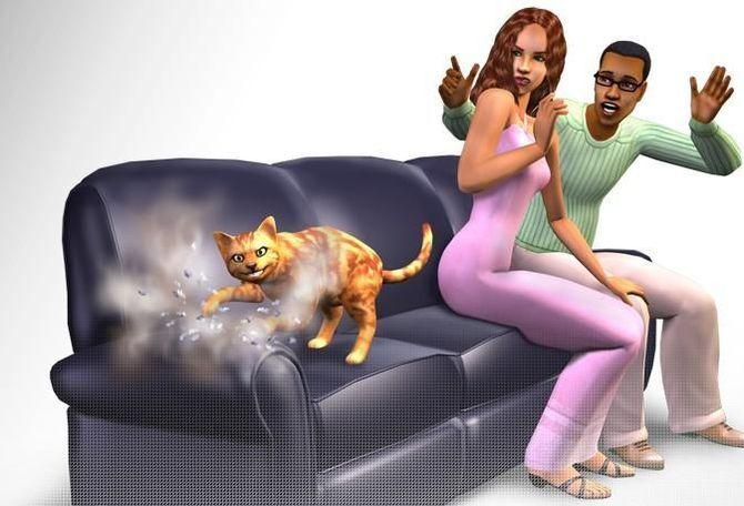De Sims Dierenverhalen