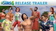 De Sims 4 Officiële Lancerings Trailer