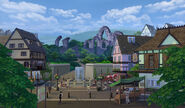 Windenburg towncenter