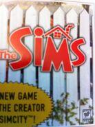 Ancienne jaquette Les Sims