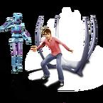 Les Sims 3 En route vers le futur Render 03