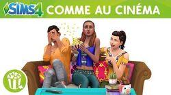 Les Sims 4 Comme au cinéma - bande annonce officielle