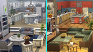 The Sims 4 Dream Home Decorator Screenshot 02