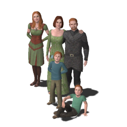 Семья О'Коннелл