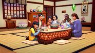 Sims 4 Escapada en la Nieve 5