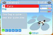 The Sims 2 Pets GBA Screenshot 03