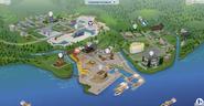 Evergreen Harbor Map (No Eco Footprint)