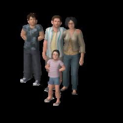 Семья Таннер