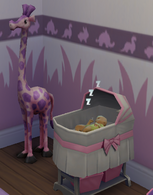 Baby in The Sims 4
