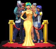 Sims4 Rumbo a la Fama Render2